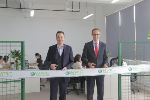 WPIC unveils new logistics warehouse in Nanjing