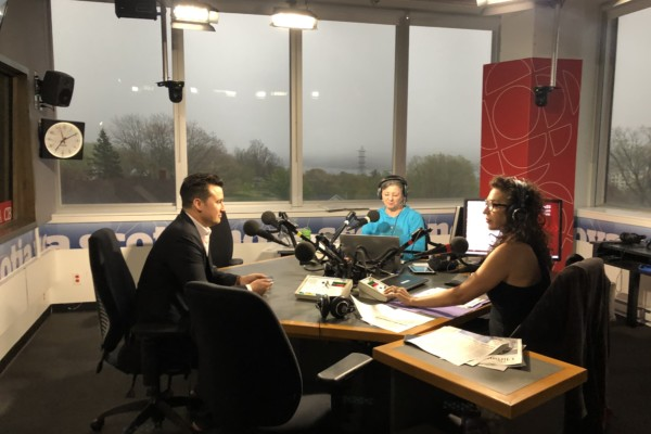 WPIC President speaks with CBC