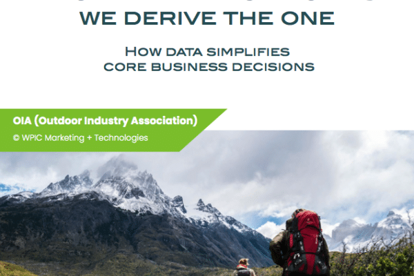 How data simplifies core business decisions