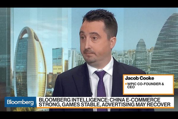 WPIC CEO Jacob Cooke speaks with Bloomberg Television
