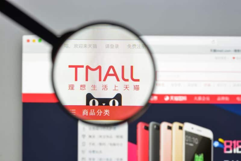 How can I set up a Tmall store?