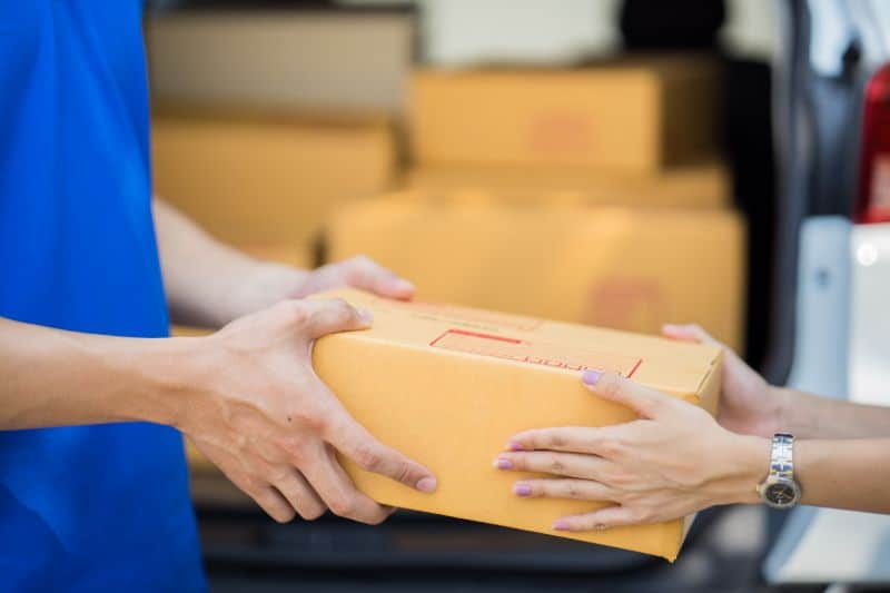 What companies offer logistics (3PL) support in China?