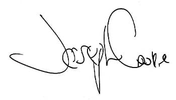 joseph sign new