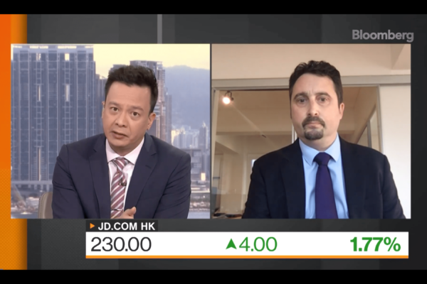 WPIC CEO Jacob Cooke speaks with Bloomberg Tele-vision
