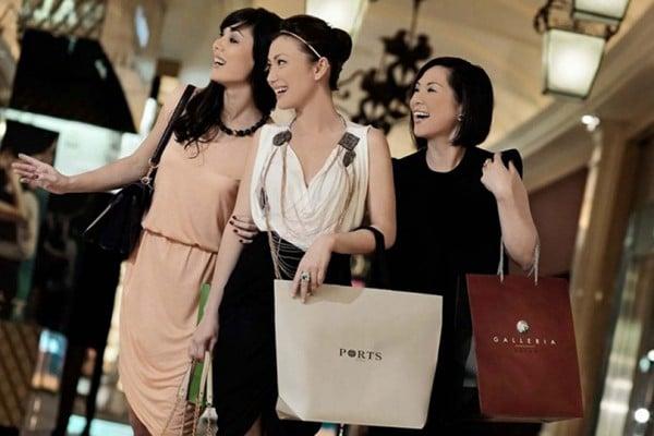 China's Luxury market