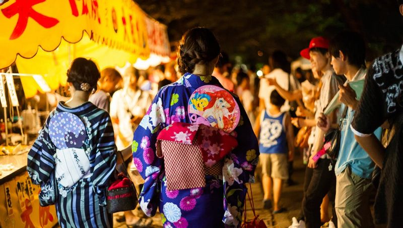 What are Japan's most popular annual promotions?