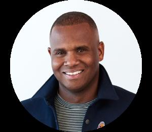 Justice Hampton, WPIC's Director of Merchandising